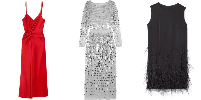 From Velvet To Lace And Show Stopping Metallics Go Bold On The Party Circuit This Holiday Season With A Tail Dress Sure