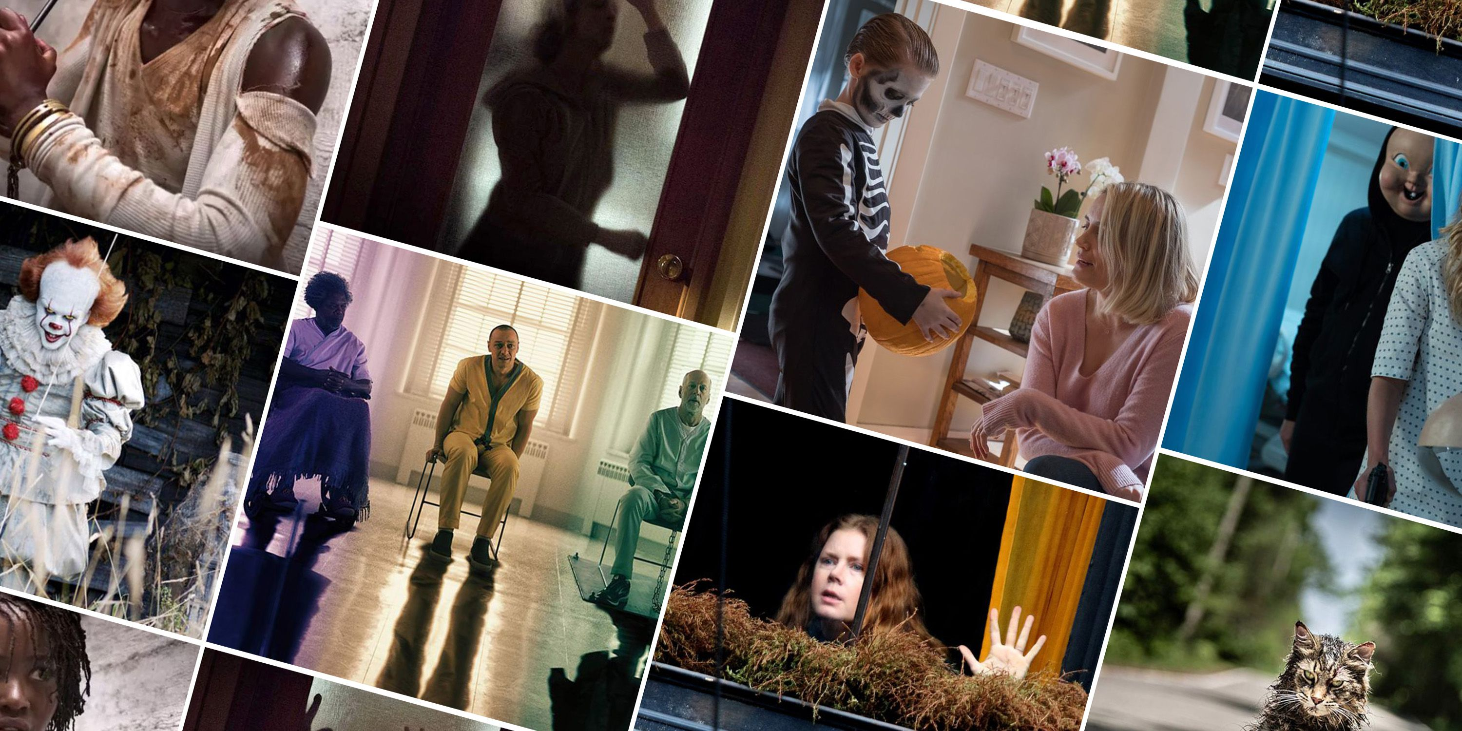 19 Horror Movies and Thrillers You Need to Watch in 2019
