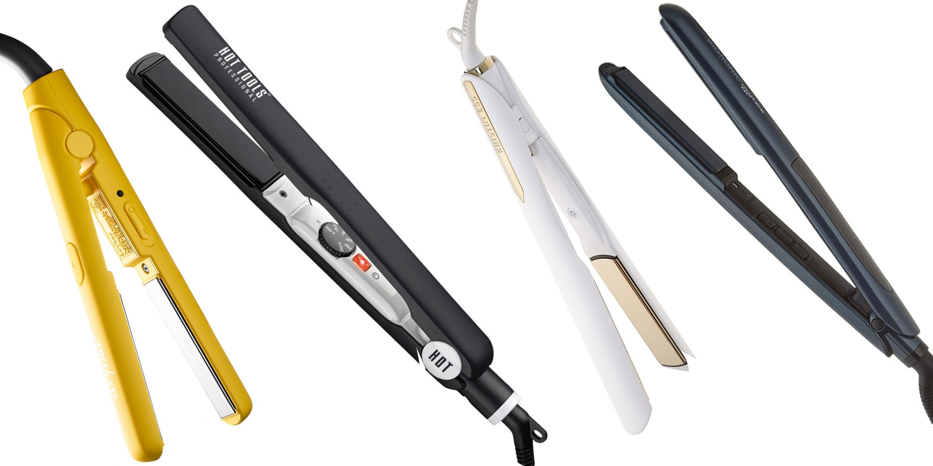 The10 Best Flat Irons for Every Hair Type