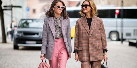 977bac13 How to Wear Pantsuits - Power Suit Trend for Women