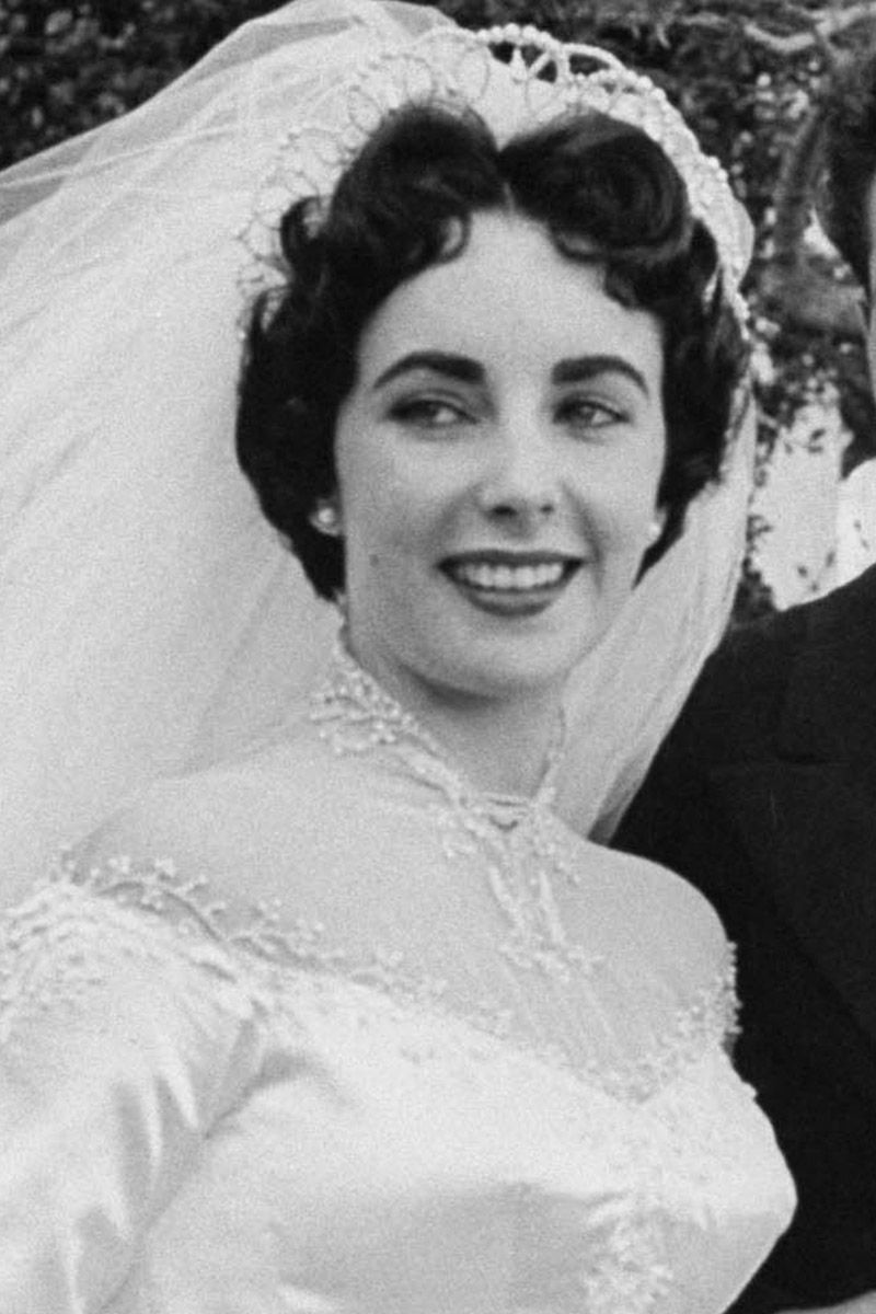 50 Celebrity Wedding Beauty Looks The Most Iconic Bridal Beauty