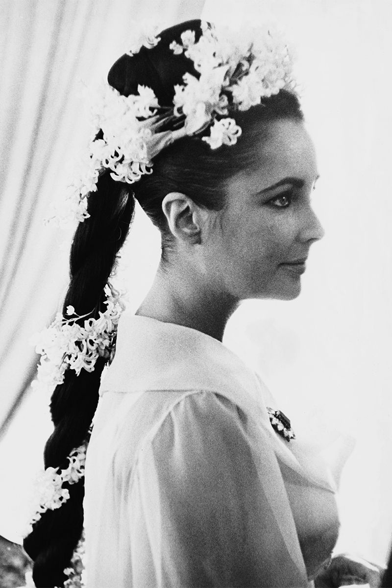 52 Celebrity Wedding Beauty Looks The Most Iconic Bridal Beauty