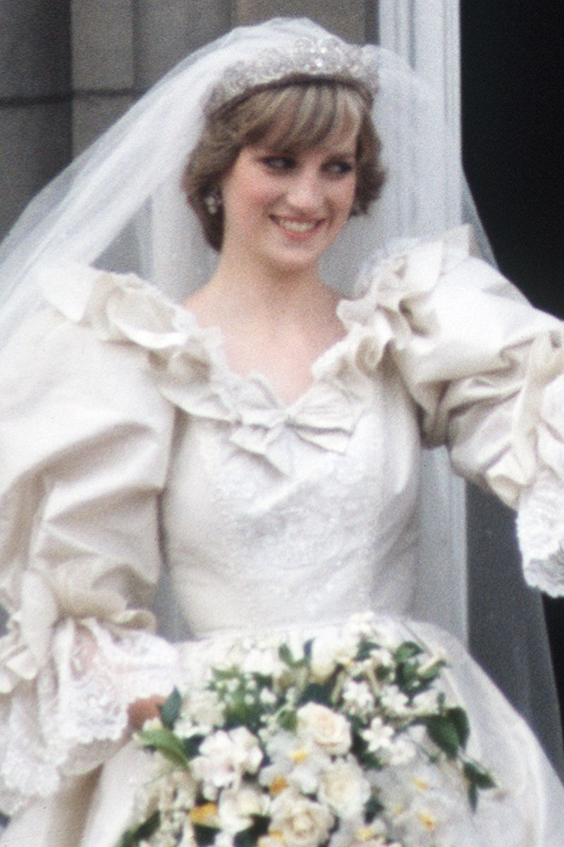 50 Celebrity Wedding Beauty Looks - The Most Iconic Bridal Beauty ...