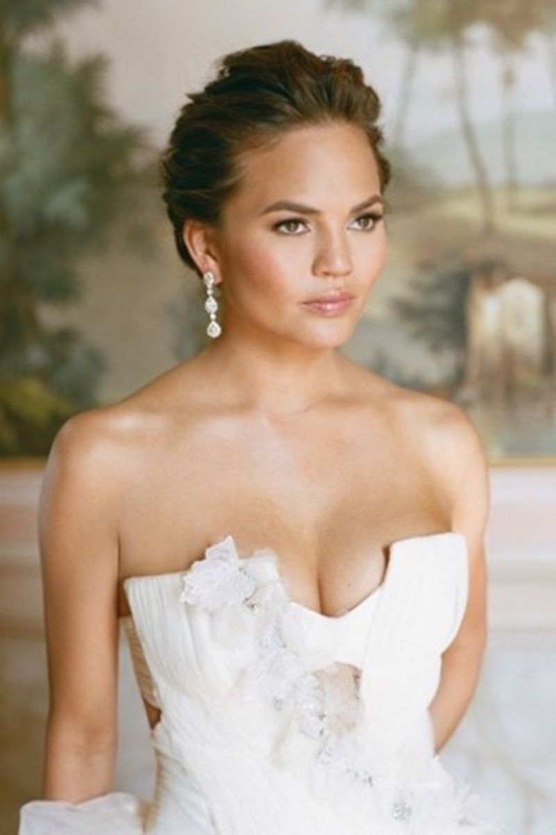 52 celebrity wedding beauty looks - the most iconic bridal beauty