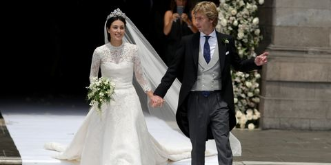 Royal wedding gowns iconic royal brides image junglespirit Gallery