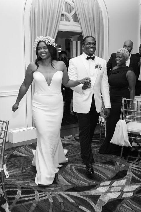 Best wedding ❣️ clinton date dress 2021 chelsea chelsea clinton