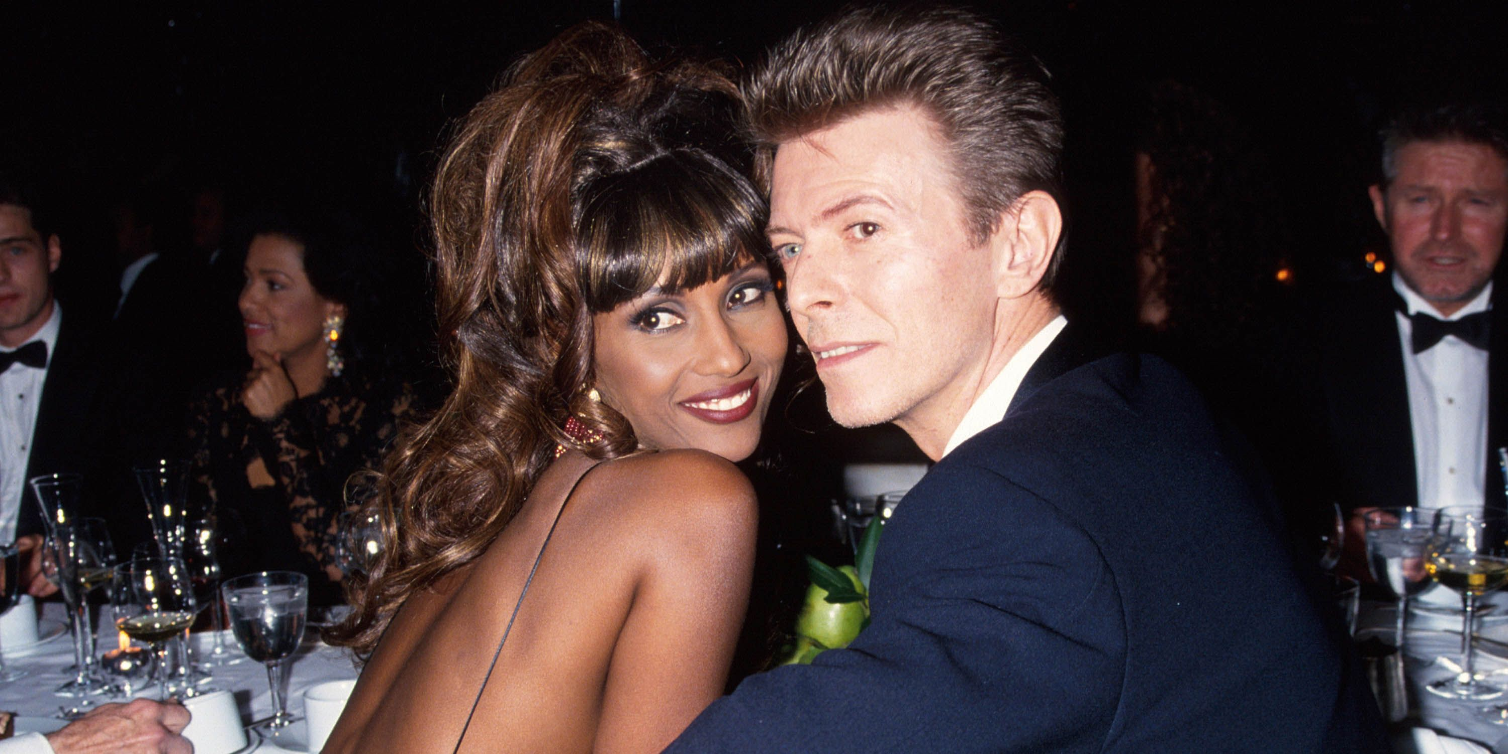 Iman And David Bowie S Daughter Is All Grown Up Alexandria Zahra Jones