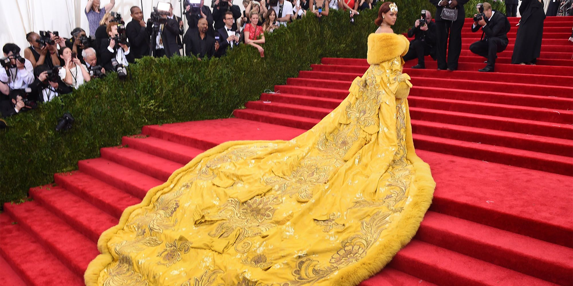 130 of the Most Iconic Met Gala Dresses of All Time