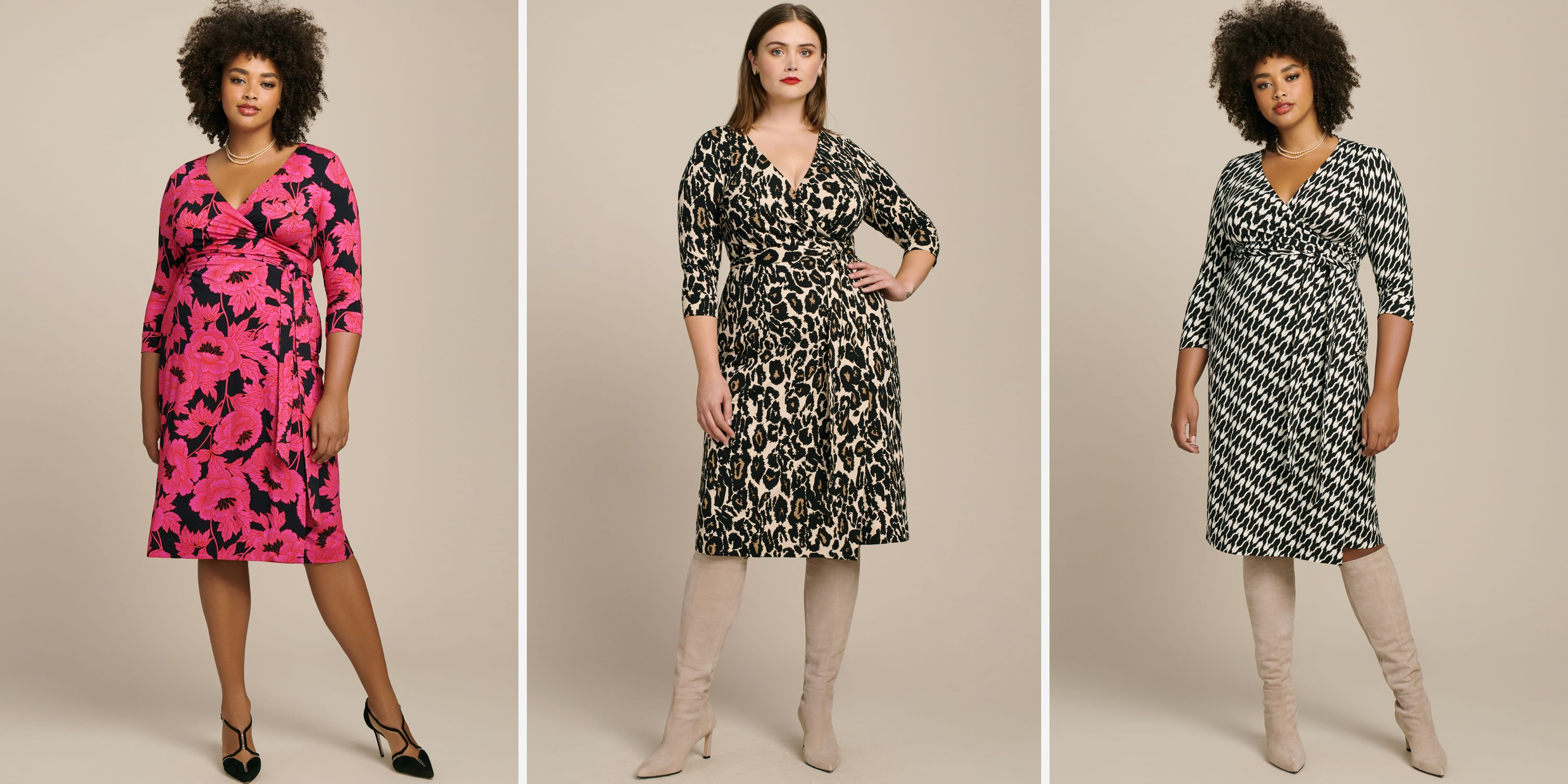11 Honoré to Launch Plus-Sized Diane von Furstenberg Dresses
