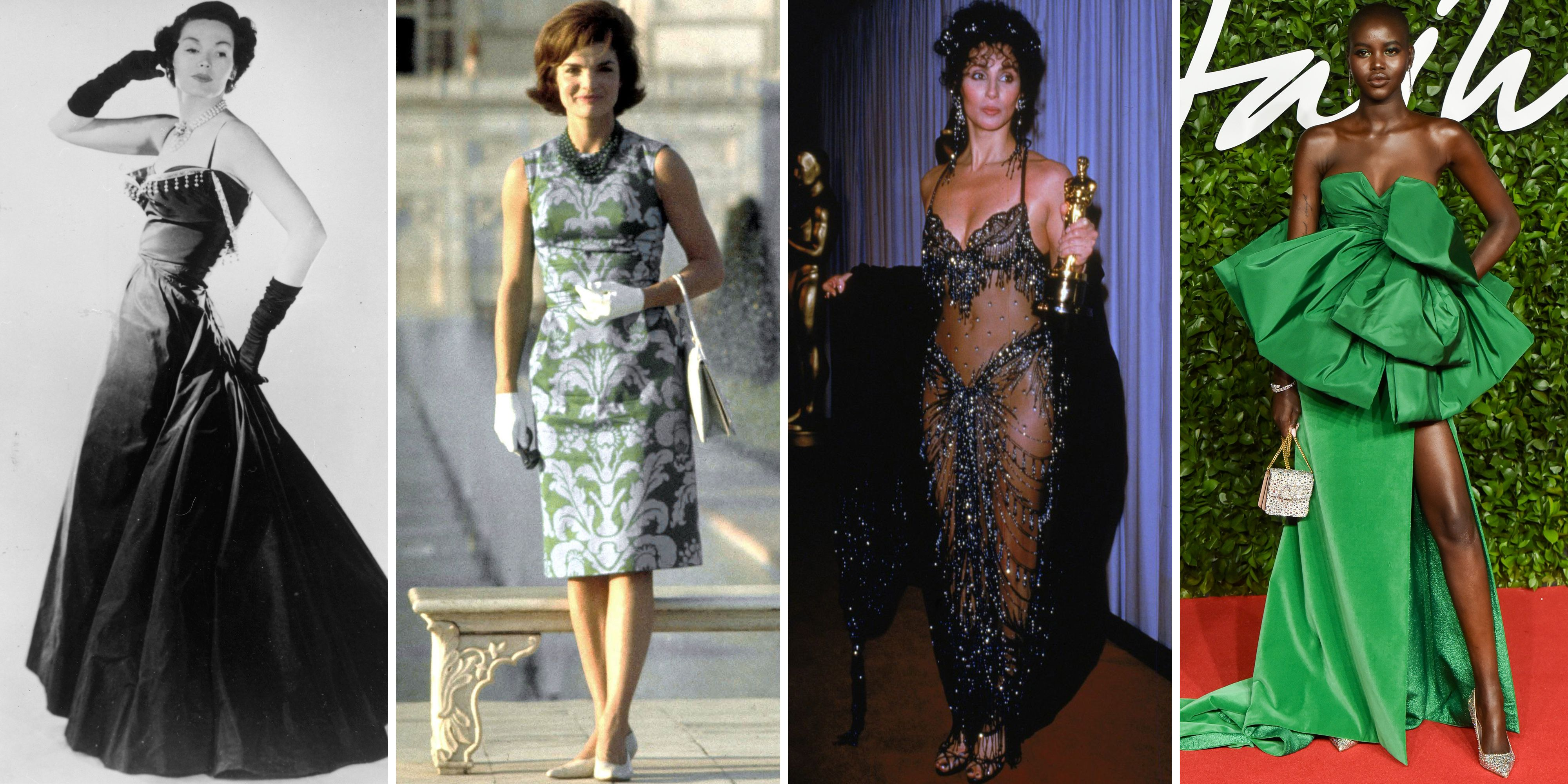 The Evolution of Dresses Through the Ages