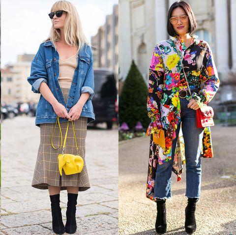 Street Style 2018 Street Fashion Photos Inspiration And Looks Bazaar