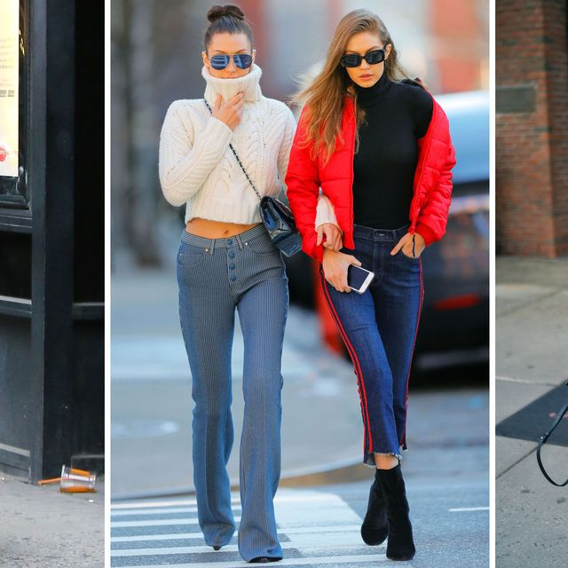 9 Cute Winter Outfit Ideals - Model Street Style ...