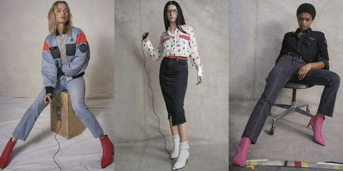Clothing, Jeans, Waist, Fashion, Denim, Footwear, Leg, Trousers, Fashion design, Textile,