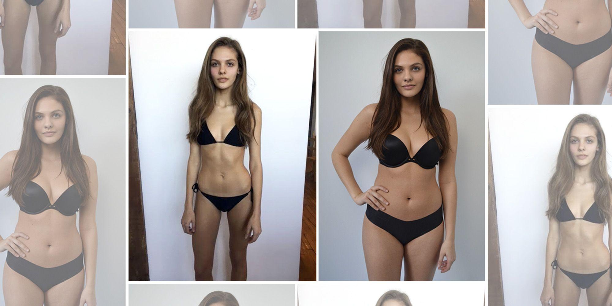 Asian girl gaining weight
