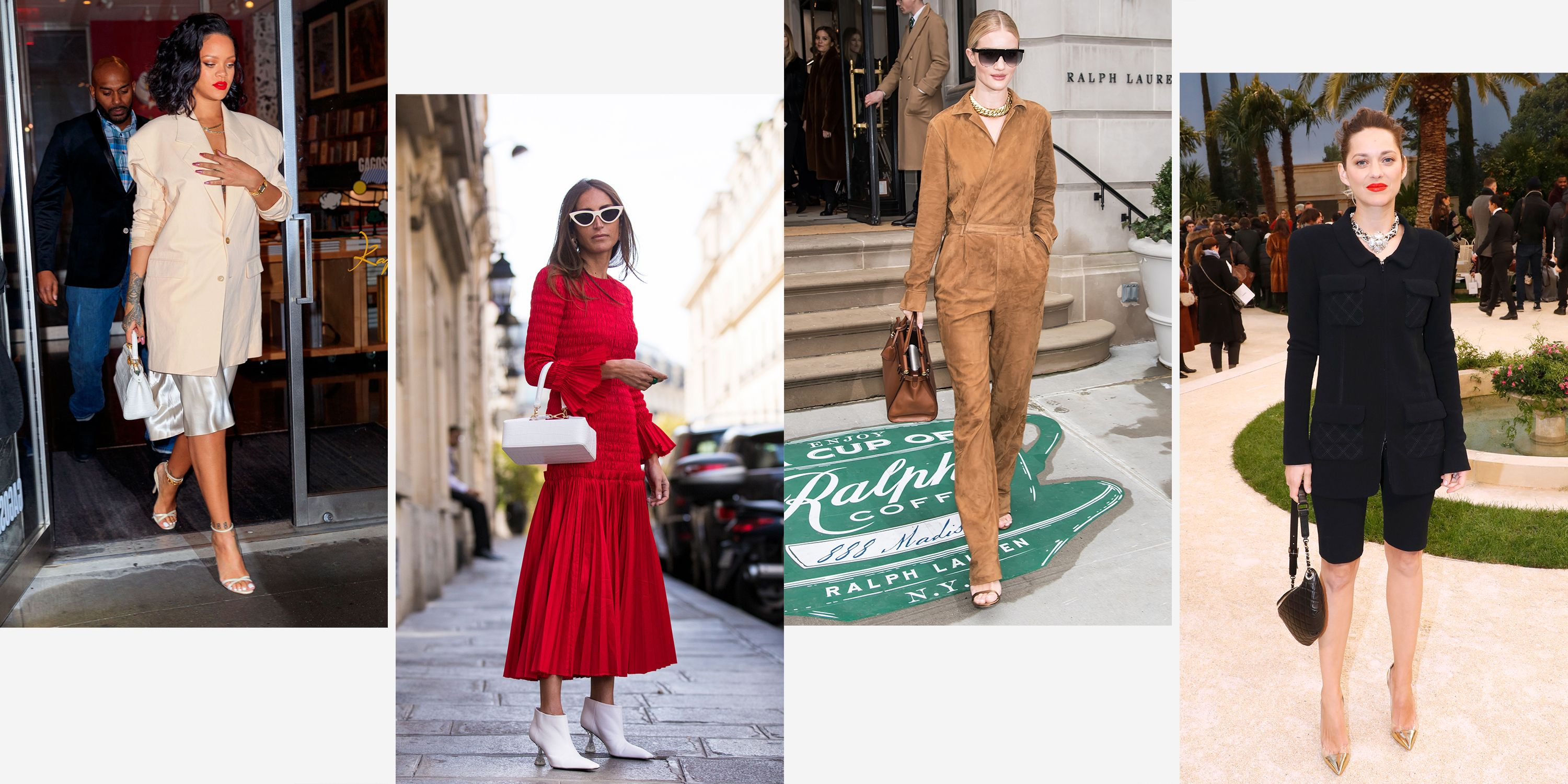 15 Spring Outfit Ideas for 2019 , What To Wear This Spring