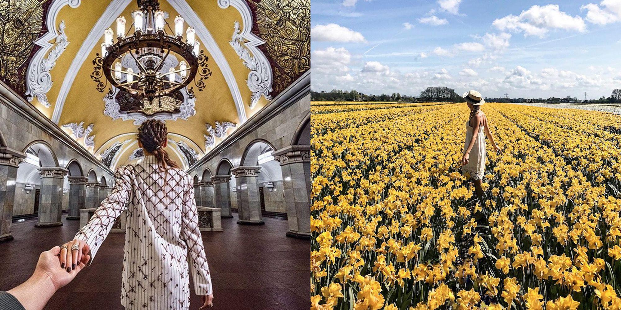 Ready, Set, Jet: 16 Travel Accounts to Follow on Instagram