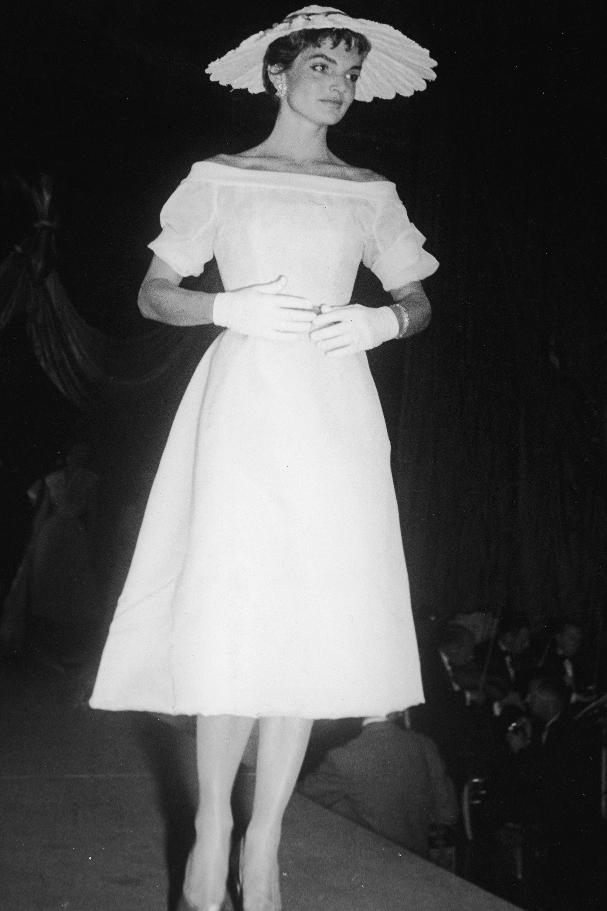 hbz jackie kennedy 1954 tyimages