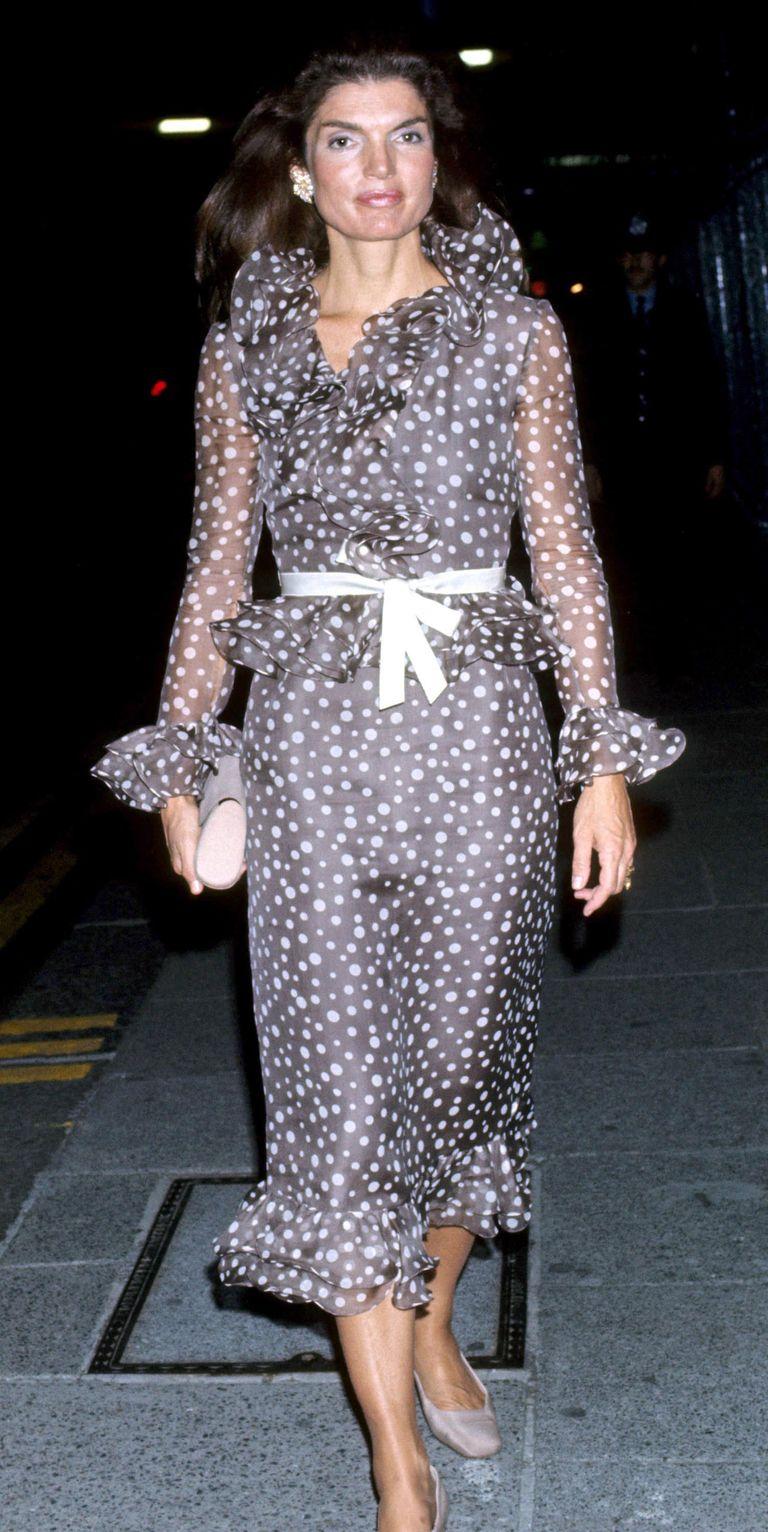 Jackie Kennedy Fashion: Iconic Jackie Kennedy Fashion Pictures