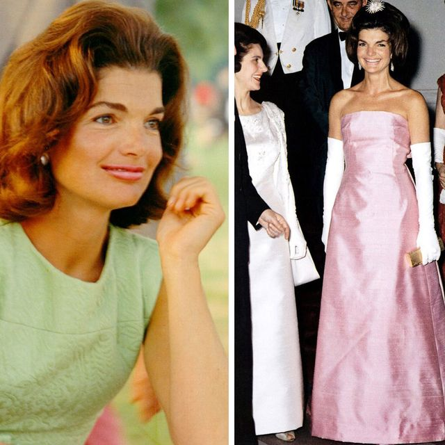 Iconic Jackie Kennedy Fashion Pictures - Style Photos of Jackie O