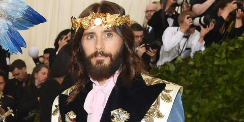 cbcf621dd3b Getty Images. Tonight s Catholicism-themed Met Gala ...