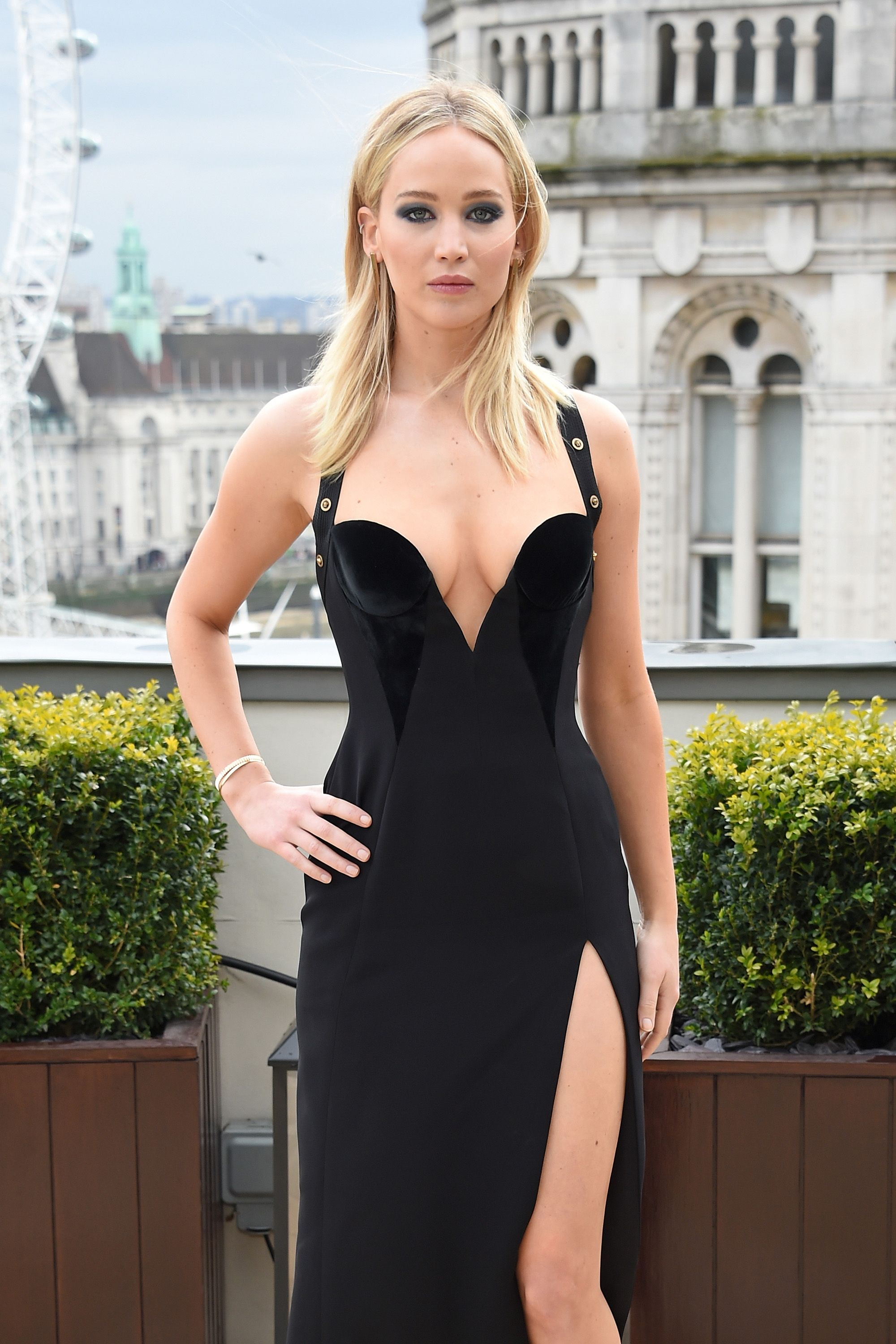 Jennifer Lawrence Dress