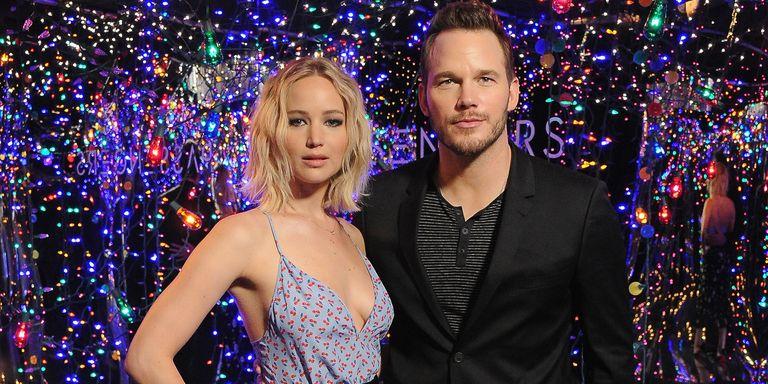Jennifer Lawrence Addresses Chris Pratt Affair Rumors