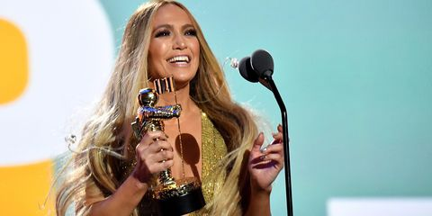 Read Jennifer Lopez's VMAs 2018 Video Vanguard Acceptance Speech
