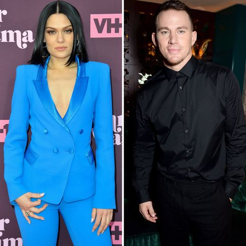Channing Tatum Gushes Over Jessie J on Instagram with Sweet Birthday