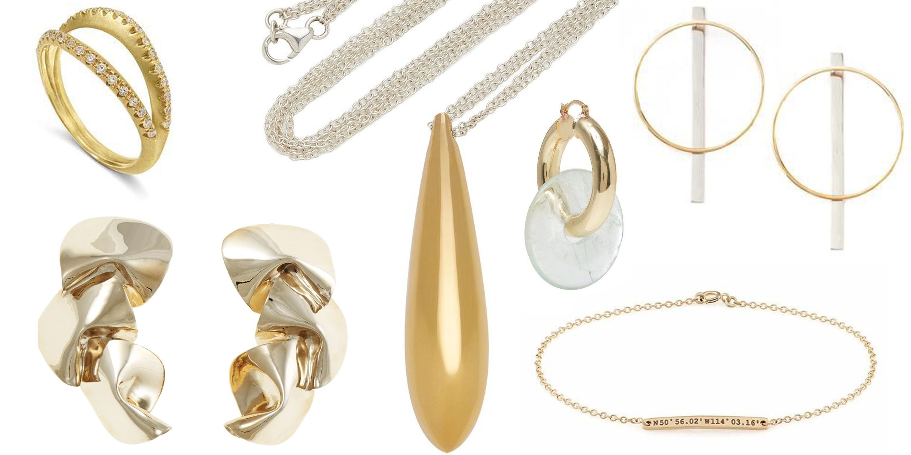 14 Beautiful and Ethical Jewelry Brands We're Loving Now