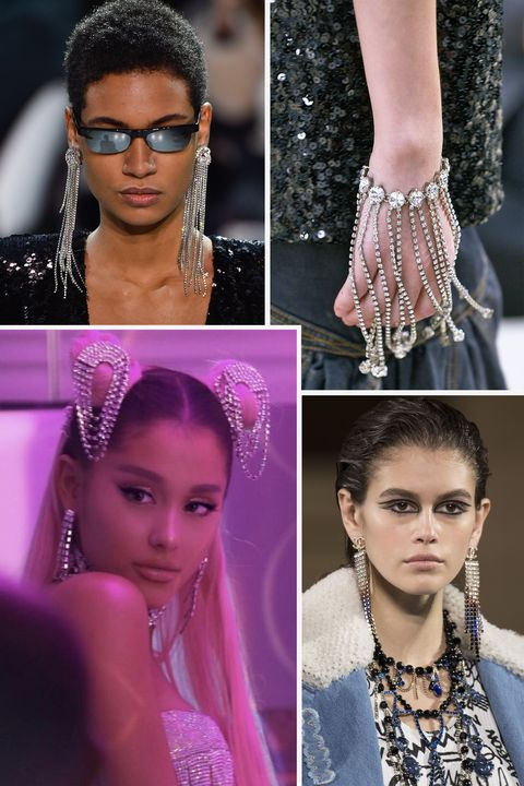 4011986af11a4 Spring 2019's Biggest Jewelry Trends - Crystal, Pearl, and Shell ...