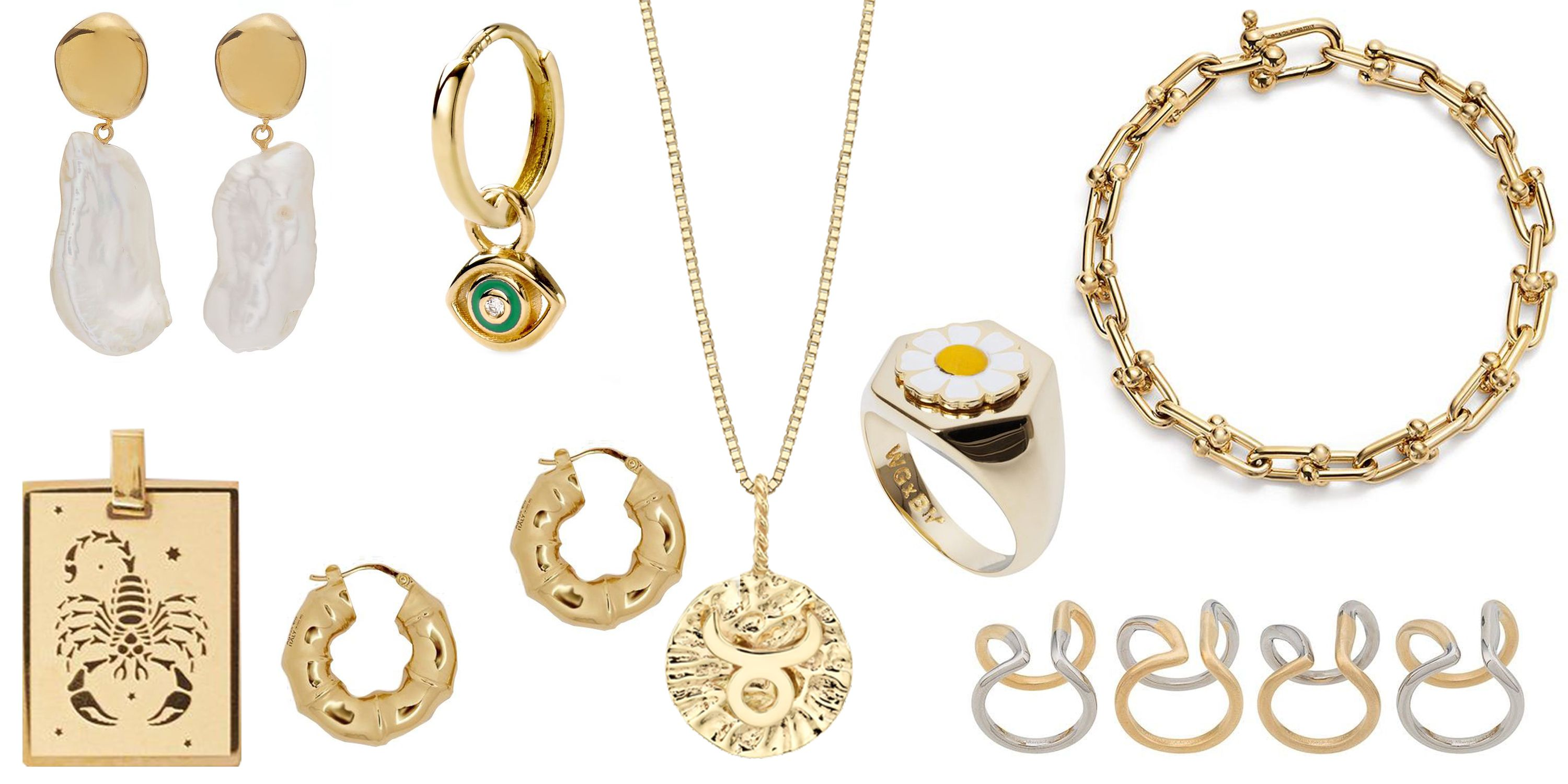 The Jewelry Trends That Will Be Everywhere in 2020 - Hoops to Buy
