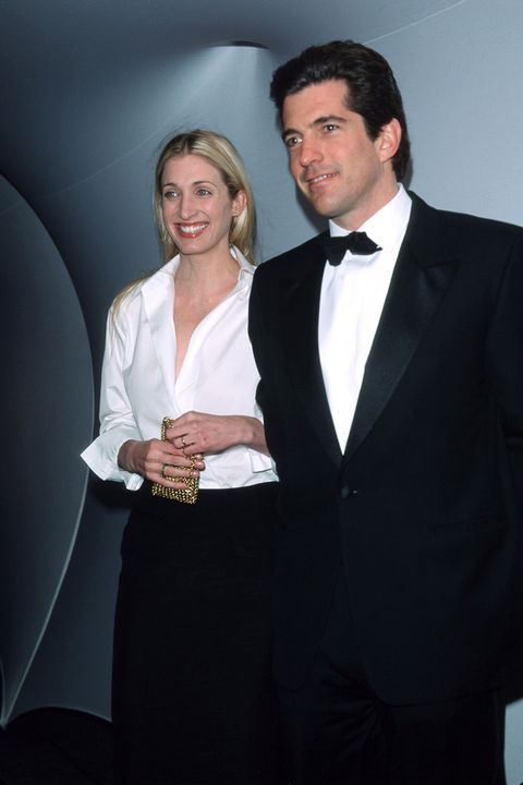 new details of john f kennedy jr and carolyn bessette kennedy s