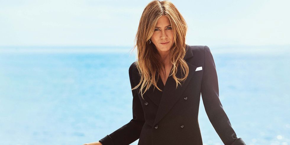 Jennifer Aniston Talks Fame, Love, Relationships, And Her New Movie First Ladies-3876