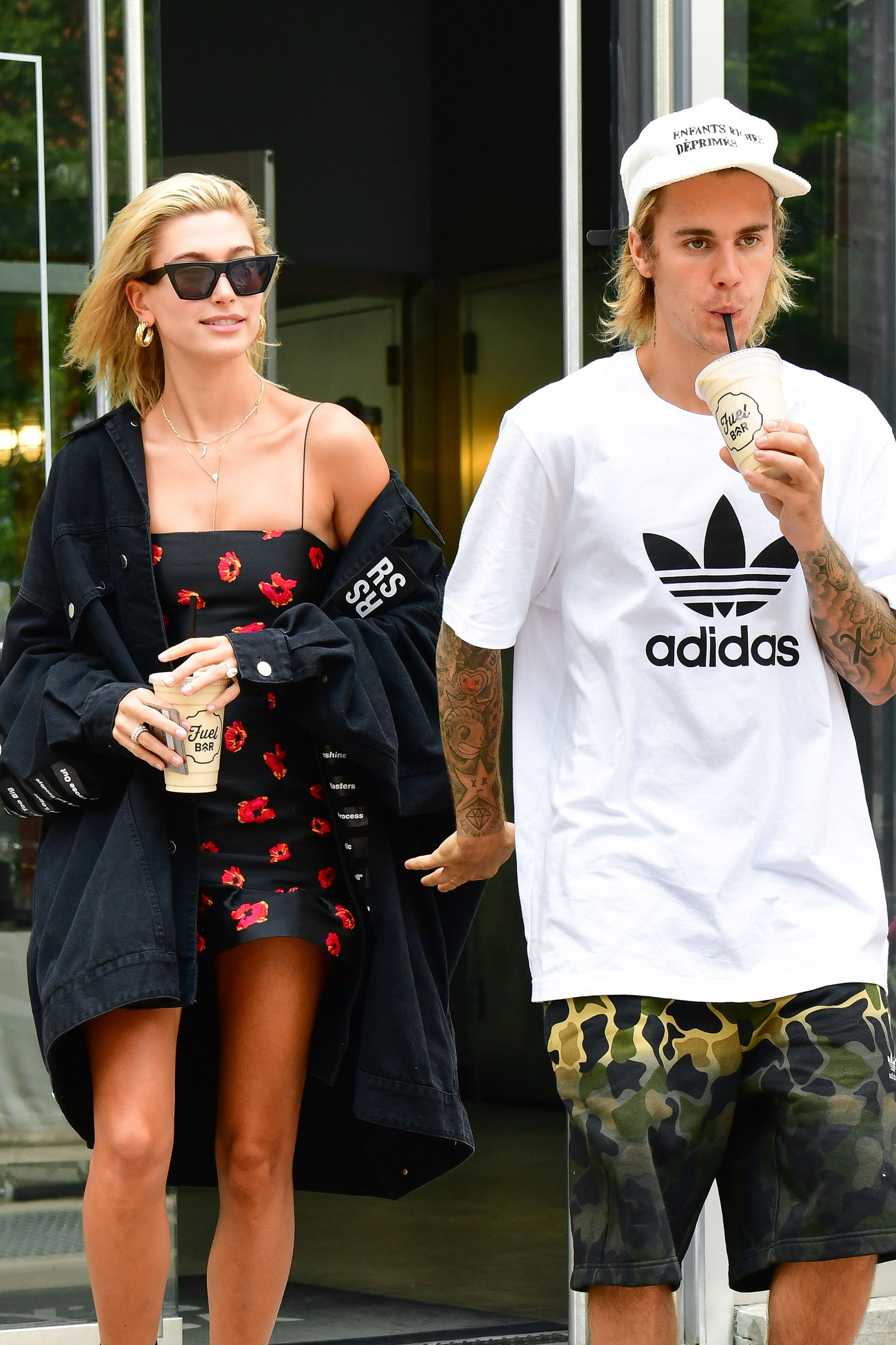Hailey Baldwin And Justin Biebers Relationship In Photos Every