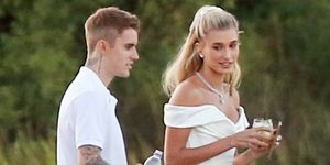 *PREMIUM-EXCLUSIVE* Justin Bieber and Hailey Baldwin Wedding Weekend - Rehearsal dinner arrivals *NO WEB UNTIL FURTHER NOTICE*