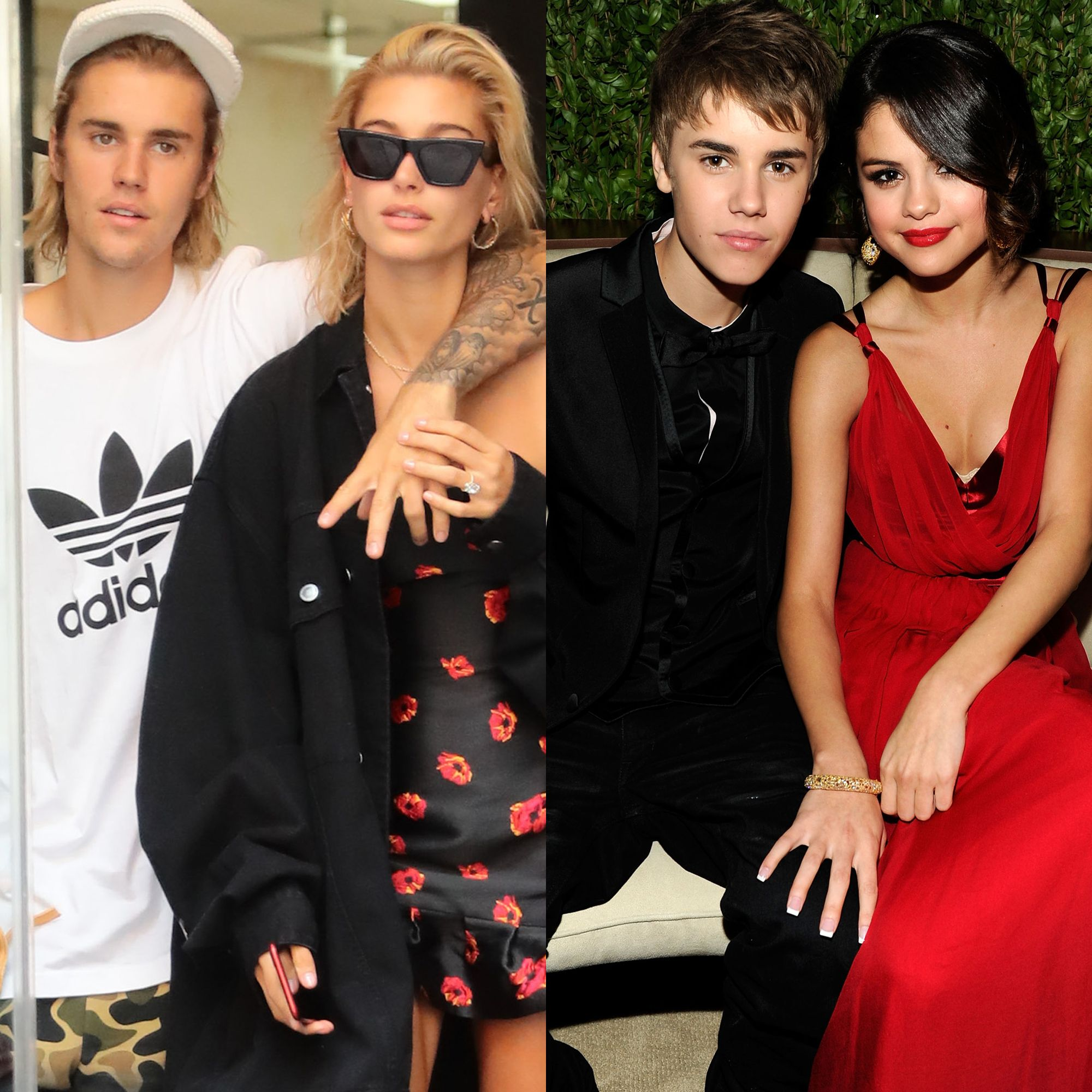 32ab38fd7901 Justin Bieber Says He Loves Selena Gomez and Defends Marriage to Hailey  Baldwin