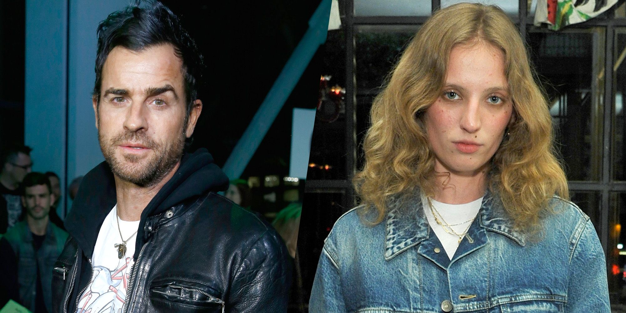Som er Justin Theroux dating