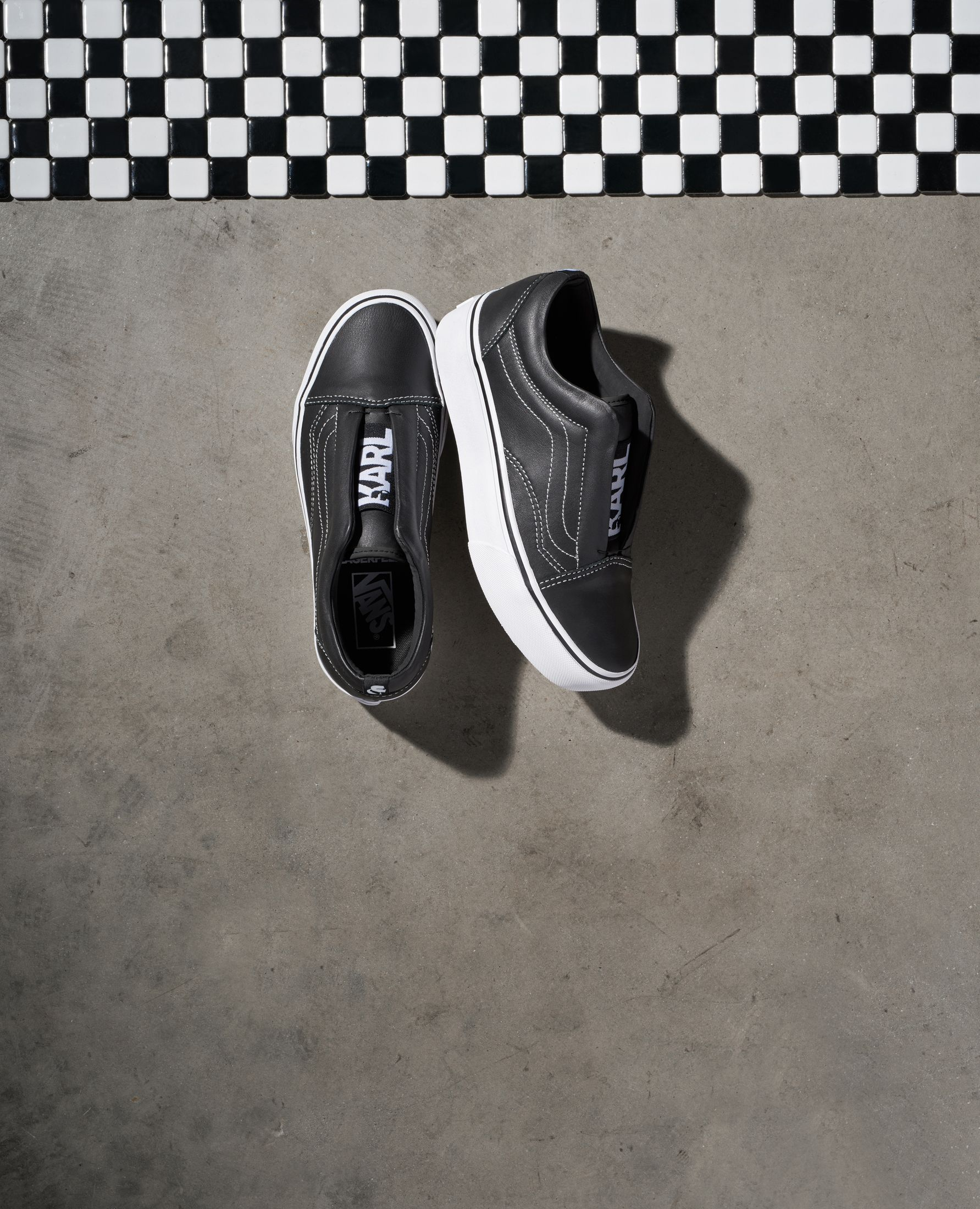 4710352bd0a8 First Look at Vans x Karl Lagerfeld Collab - Vans x Karl Lagerfeld ...