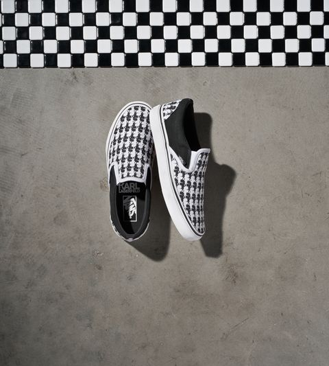c683a5e424 First Look at Vans x Karl Lagerfeld Collab - Vans x Karl Lagerfeld ...