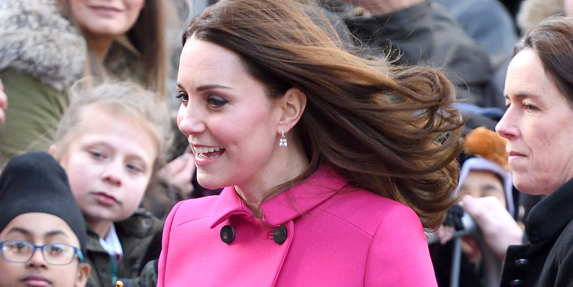 Kate Middleton Not Wearing Engagement Ring - Kate Middleton ...