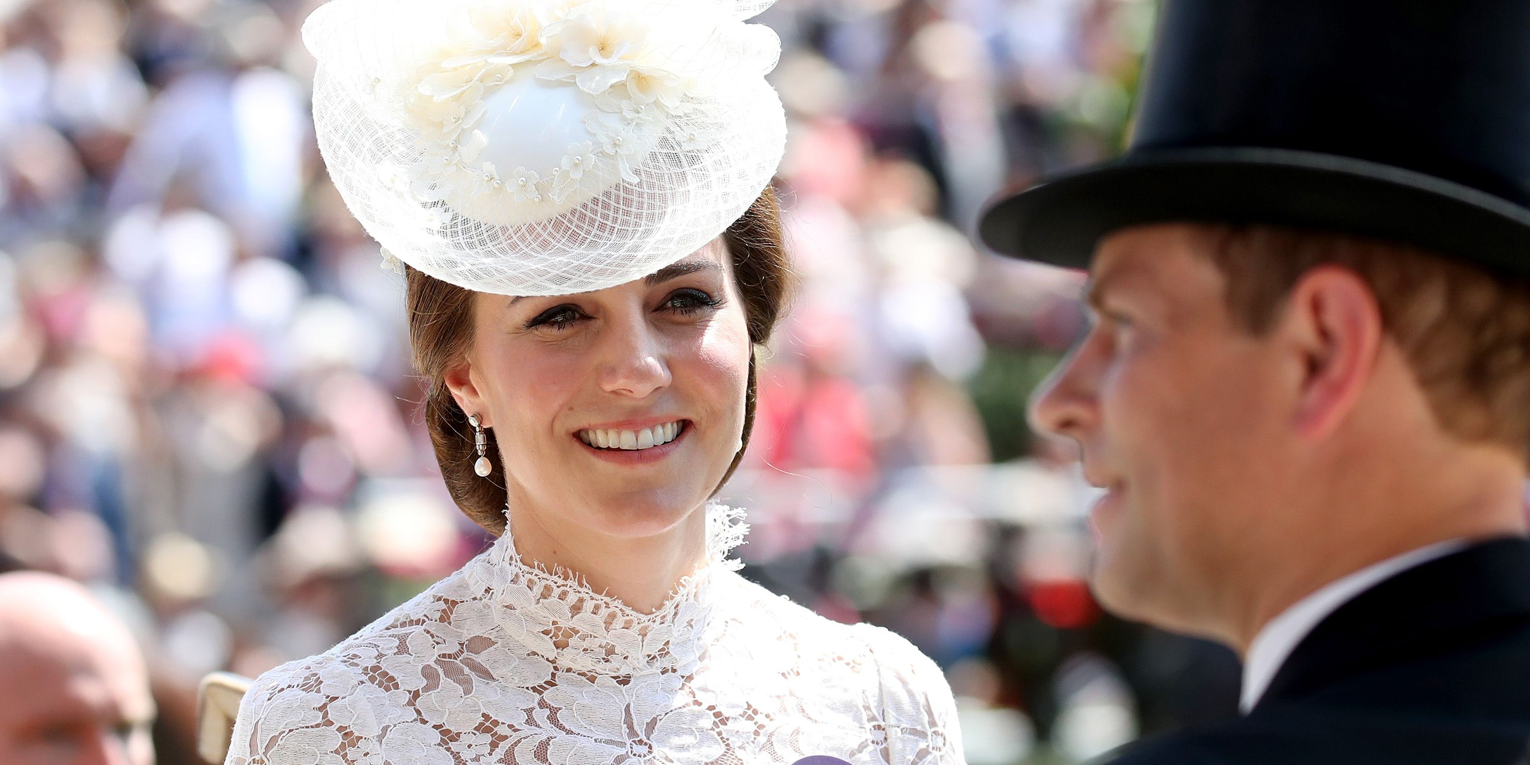 kate middleton at the royal ascot 2017