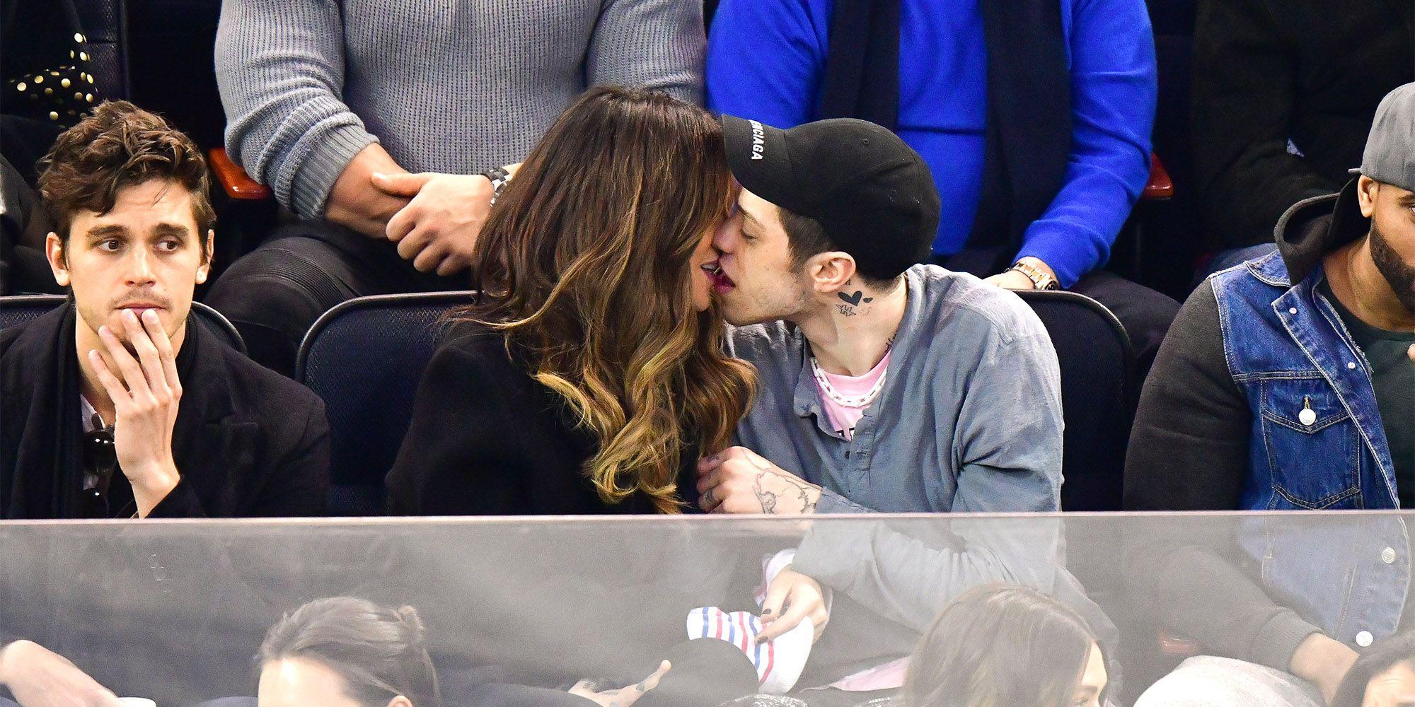 Celebrities attend New York Rangers game, New York, USA - 03 Mar 2019