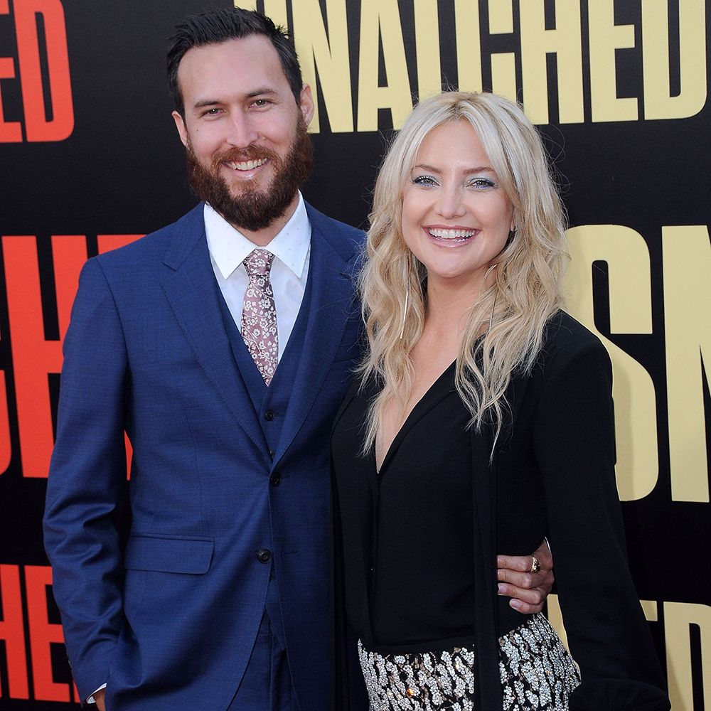 Kate Hudson has given birth a baby girl