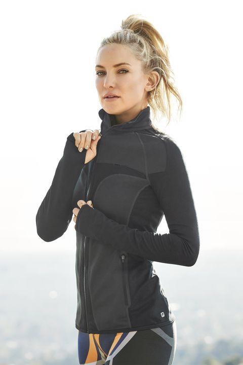 White, Clothing, Black, Hoodie, Outerwear, Sleeve, Shoulder, Jacket, Wetsuit, Sportswear,