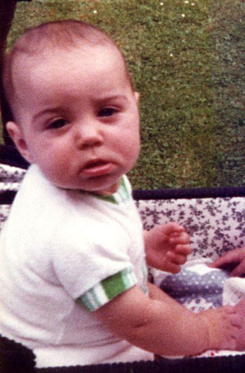 Foto Kate Middleton muda ini memang menunjukkan jika ia mirip dengan Pangran Louis ya Teens (dok. Harper's Bazaar)