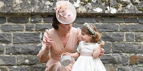 Kate Middleton Wedding Gift List : Kate Middleton Shushing Kids At Pippa Middletons WeddingKate ...