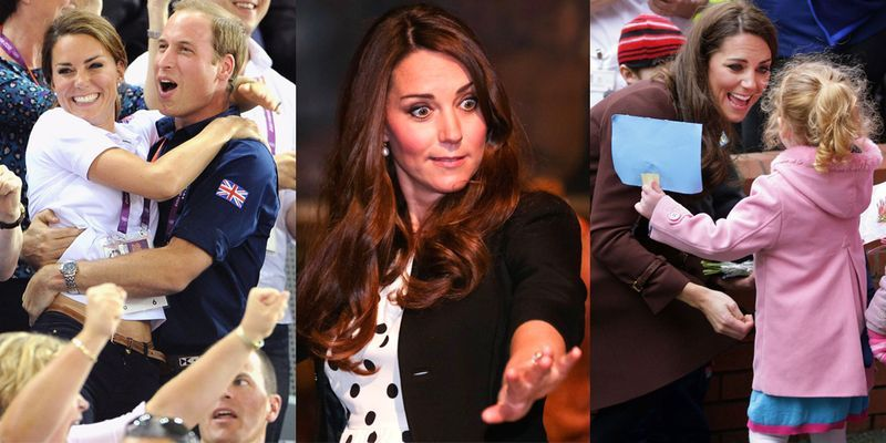 24 Times the Duchess of Cambridge Proved She's Just Like Us