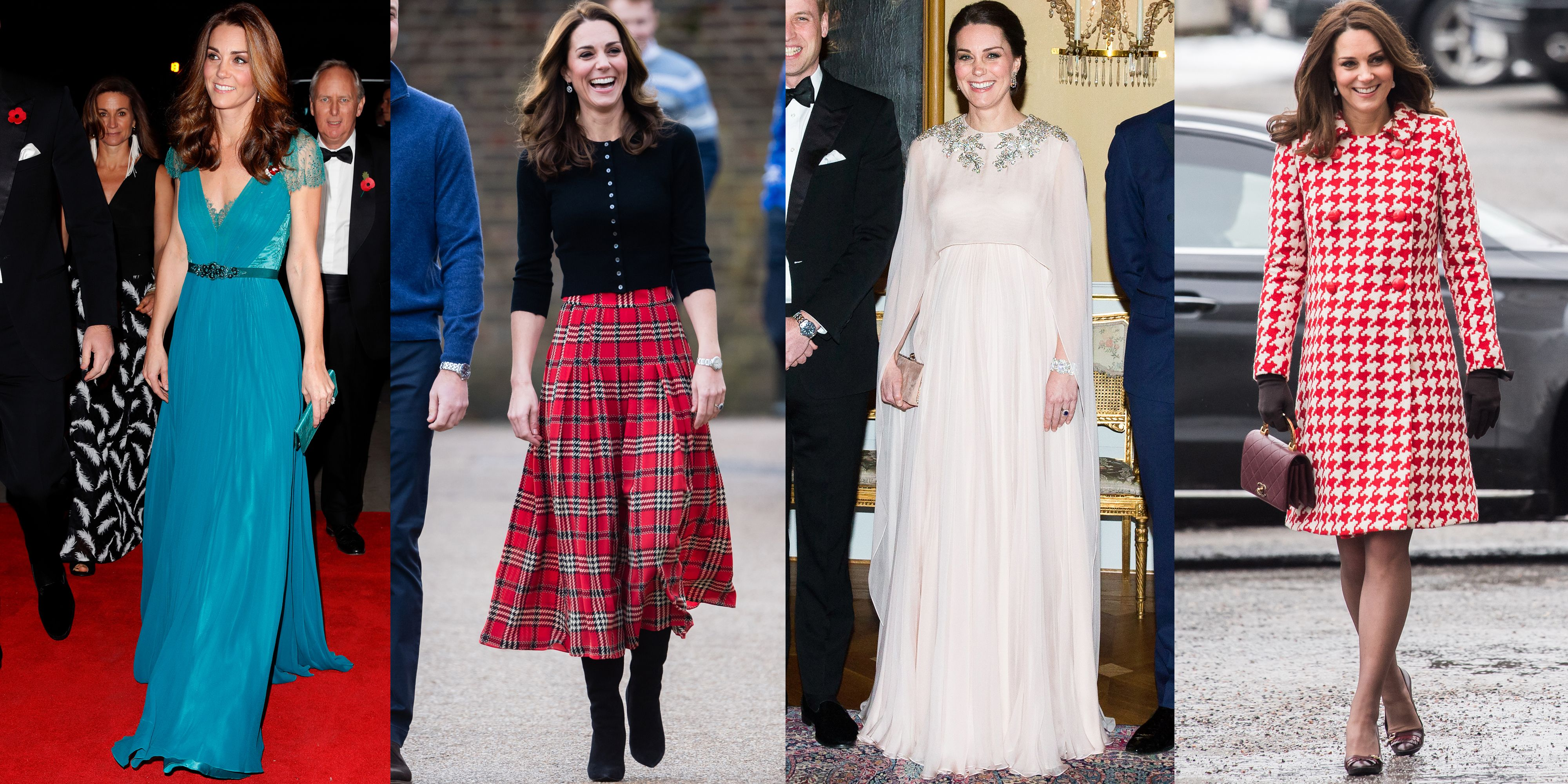 The Year in Kate Middleton: The Duchess' Best Looks of 2018