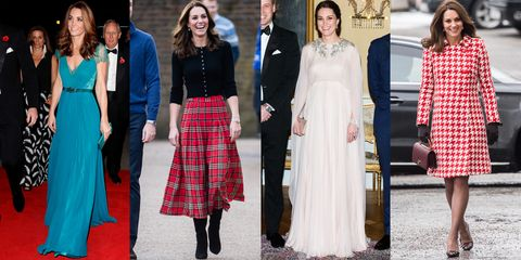 4211dabcbce Kate Middleton The Duchess of Cambridge s Best Looks of 2018