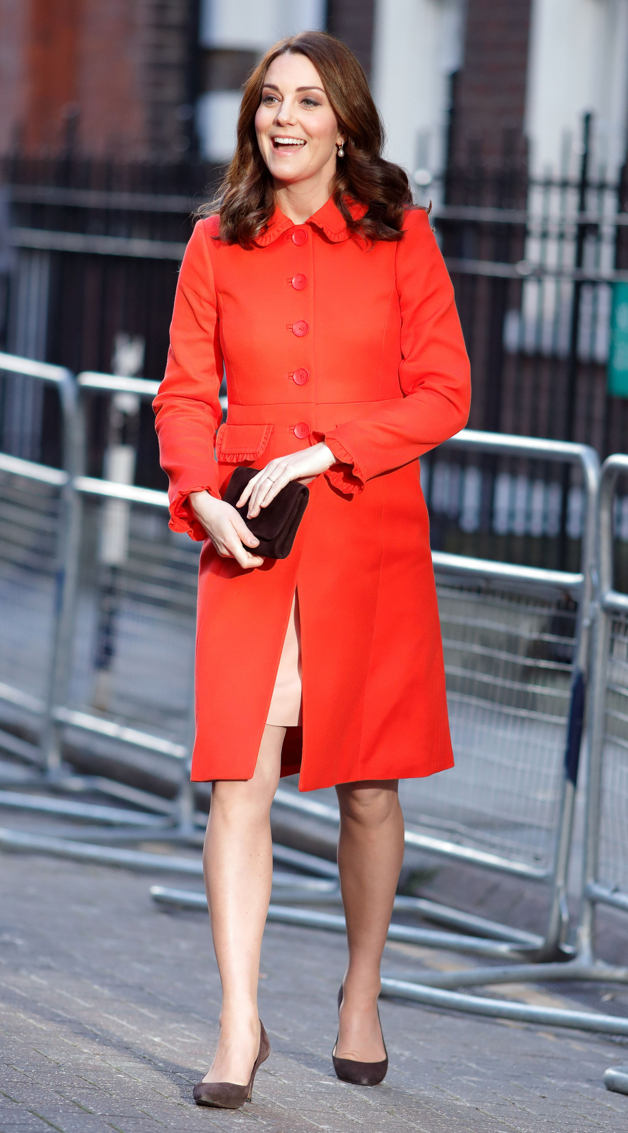 a41cfbe6c262 Kate Middleton Baby Bump Photos - Kate Middleton Maternity Style Pictures
